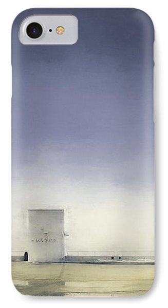 The Elevator 2 IPhone Case by Scott Norris
