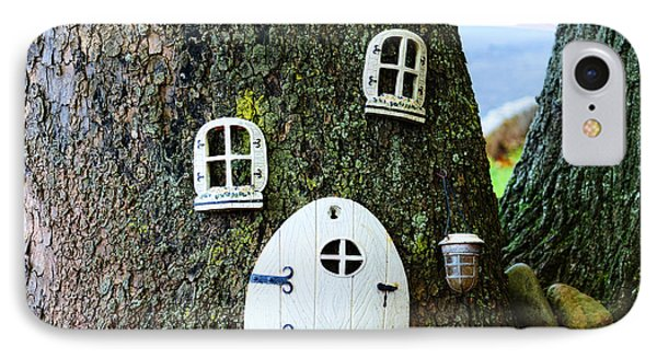 The Elf House Phone Case by Paul Ward
