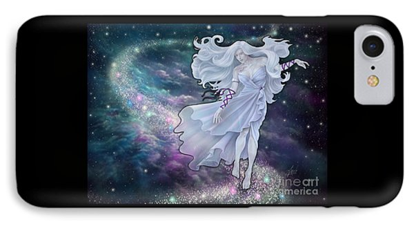 IPhone Case featuring the digital art The Emancipation Of Galatea by Amyla Silverflame