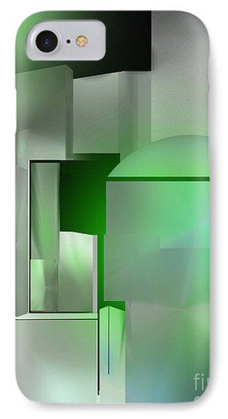 The Emerald City IPhone Case by John Krakora