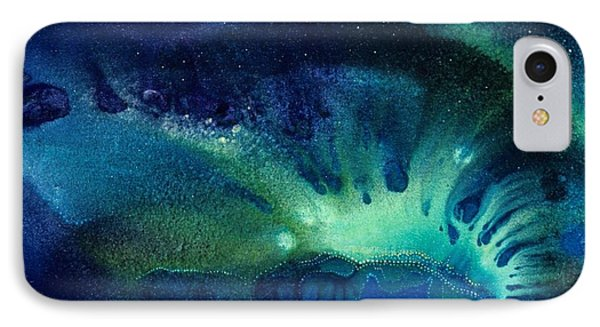 The Emerald Rainbow Phone Case by Lee Pantas