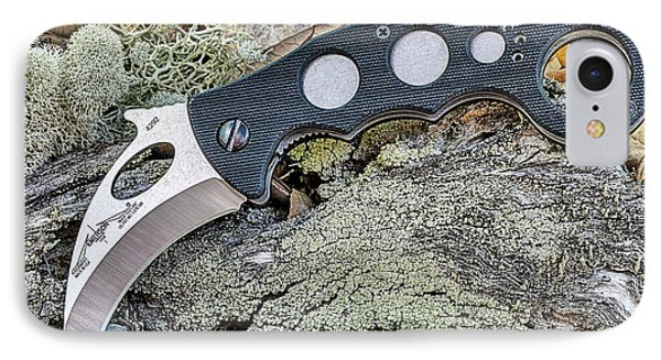 The Emerson Karambit IPhone Case by JC Findley