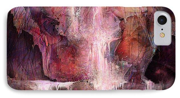 The Enchanted Dream Phone Case by Rachel Christine Nowicki