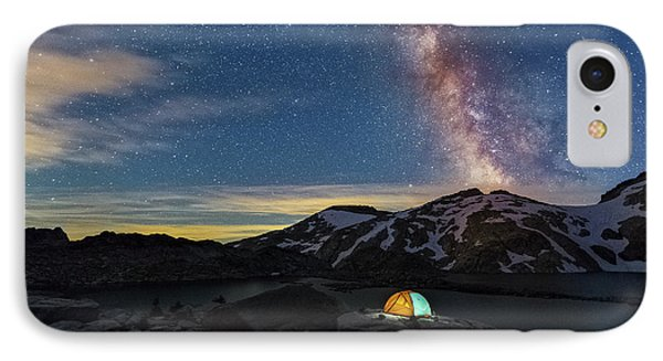 The Enchantments IPhone Case by Evgeny Vasenev