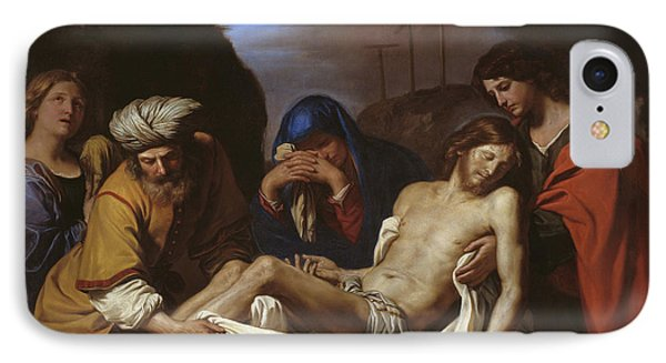The Entombment IPhone Case by Guercino