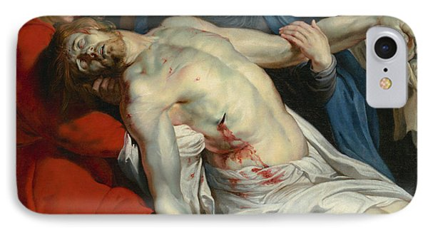 The Entombment  IPhone Case by Peter Paul Rubens
