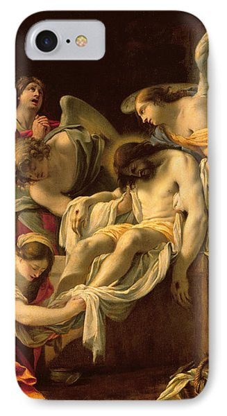 The Entombment IPhone Case by Simon Vouet