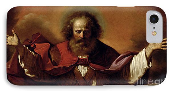The Eternal Father IPhone Case by Guercino