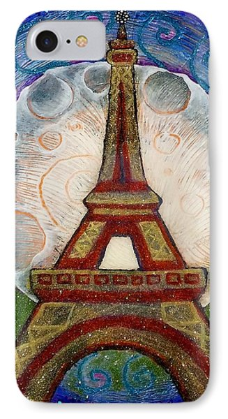 The Evening Of A Ready-wish Upon A Parisian High Point IPhone Case
