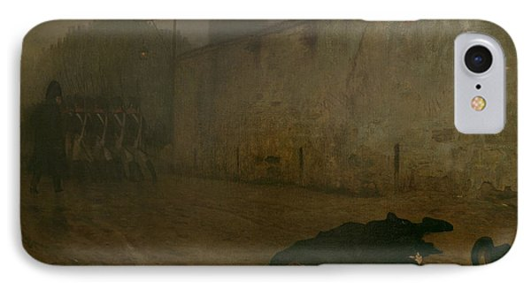 The Execution Of Marshal Ney IPhone Case