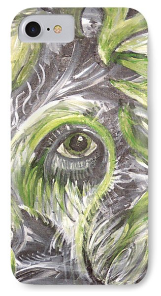 The Eye Phone Case by Jessica Kauffman