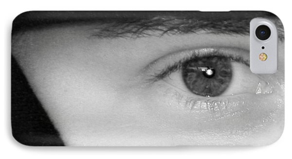 The Eyes Have It Phone Case by Christine Till