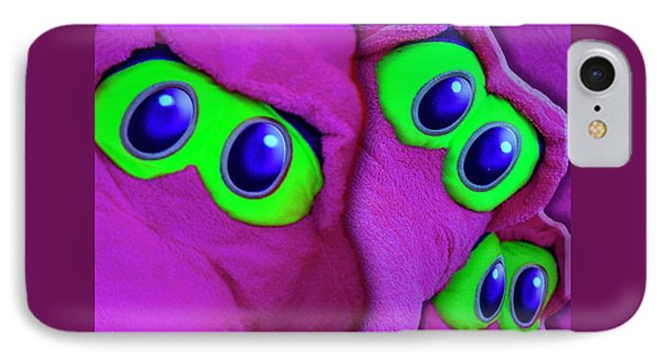IPhone Case featuring the photograph The Eyes Have It by Paul Wear