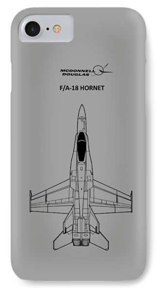 The F-18 Hornet IPhone Case