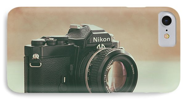 IPhone Case featuring the photograph The Fabulous Nikon by Ana V Ramirez