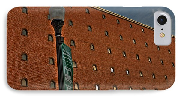IPhone Case featuring the photograph The Factory by David Bishop