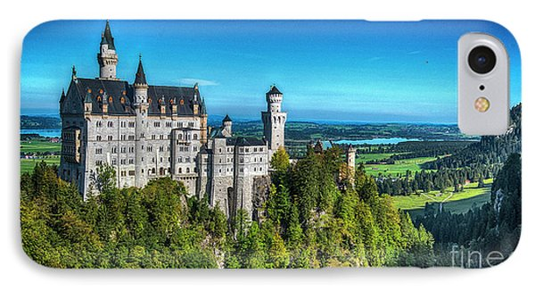 The Fairy Tale Castle IPhone Case