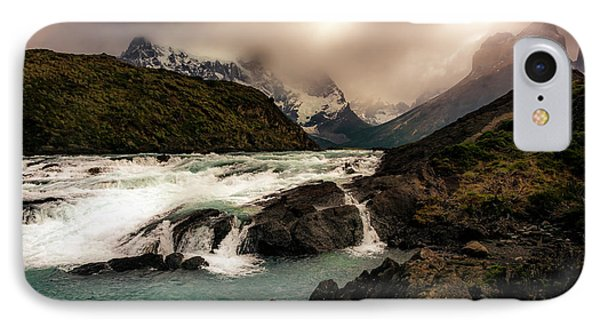 IPhone Case featuring the photograph The Falls by Andrew Matwijec