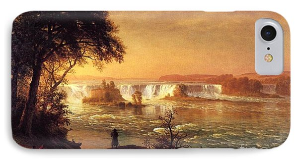 The Falls Of St. Anthony IPhone Case