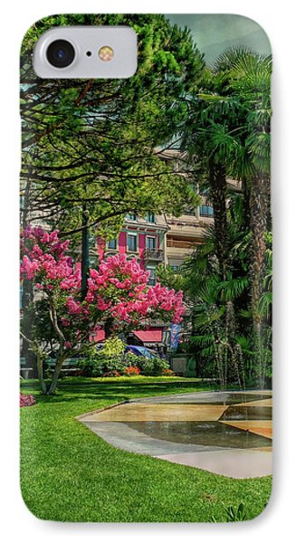 IPhone Case featuring the photograph The Fancy Swiss South-west by Hanny Heim