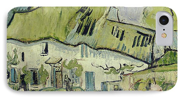 The Farm In Summer Phone Case by Vincent van Gogh