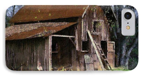 The Farm IPhone Case by Teresa Mucha