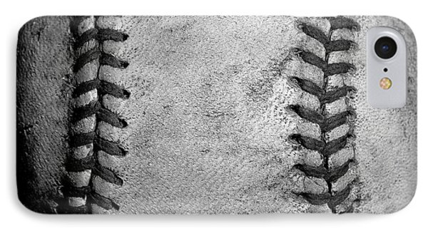 IPhone 7 Case featuring the photograph The Fastball by David Patterson