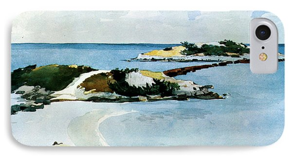 The Favorite IPhone Case by Winslow Homer