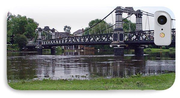 The Ferry Bridge Phone Case by Rod Johnson