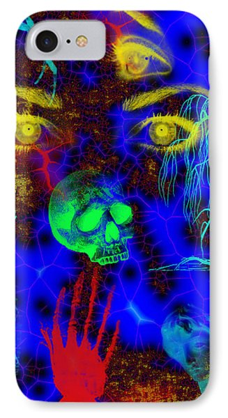 The Fight For Souls IPhone Case
