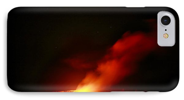 The Fire Inside IPhone Case by Laurie Search