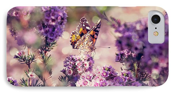IPhone Case featuring the photograph The First Day Of Summer by Linda Lees
