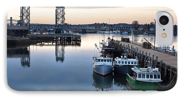 The Fishing Fleet - Portsmouth IPhone Case