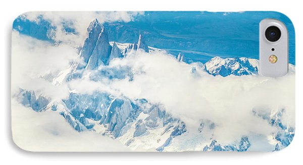 IPhone Case featuring the photograph The Fitz Roy by Andrew Matwijec