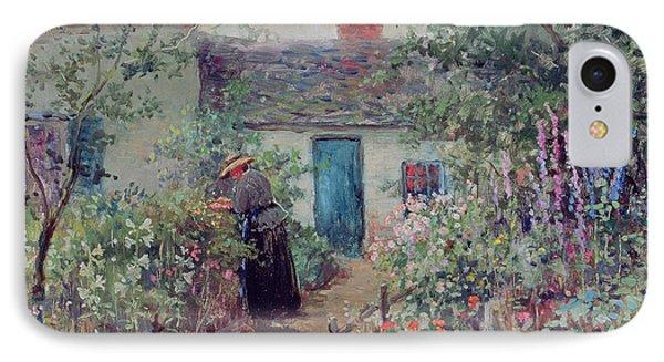 The Flower Garden IPhone Case by Abbott Fuller Graves
