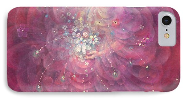 The Flower Of Childhood IPhone Case by Annael Anelia Pavlova