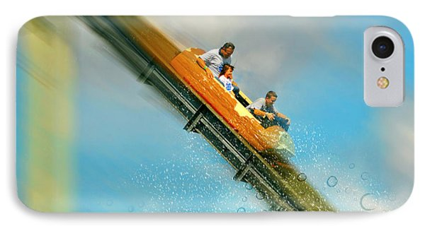 IPhone Case featuring the photograph The Flume by Diana Angstadt