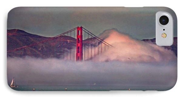 The Fog IPhone Case by Hanny Heim