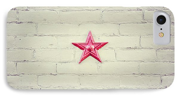 The Folk Star IPhone Case by Lisa Russo