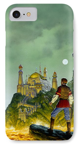 The Forbidden Palace Phone Case by Richard Hescox