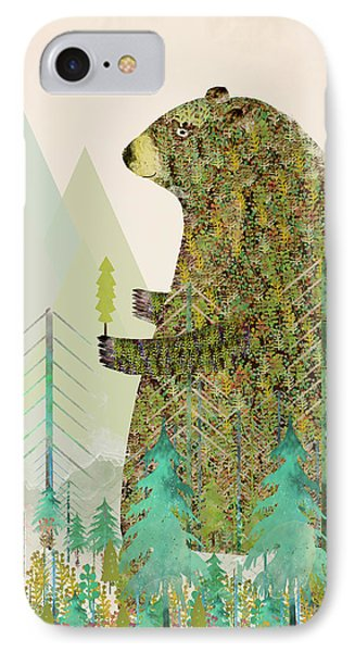 The Forest Keeper IPhone 7 Case
