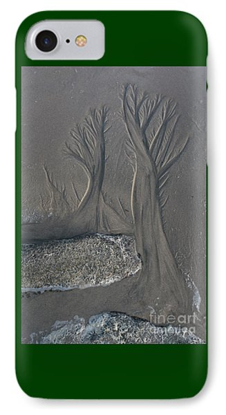 The Forest On The Beach IPhone Case
