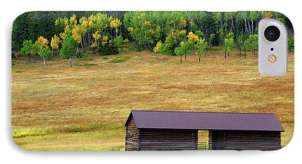 The Forgotten Barn IPhone Case by John De Bord