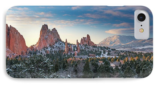 IPhone Case featuring the photograph The Fourth Season by Tim Reaves
