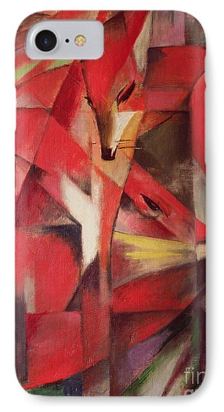 The Fox IPhone Case by Franz Marc
