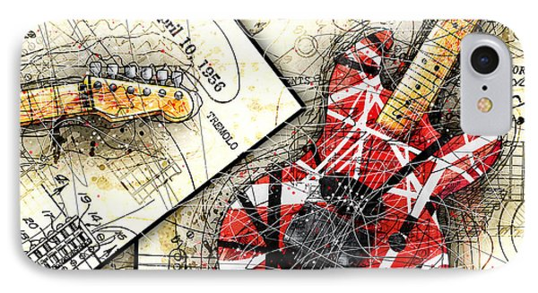 The Frankenstrat IPhone Case by Gary Bodnar