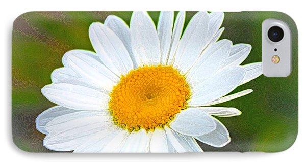 The Friendliest Flower IPhone Case