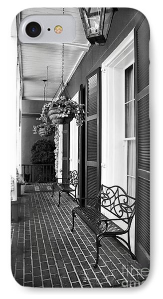 The Front Porch Phone Case by John Rizzuto