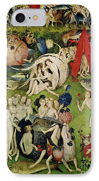 The Garden Of Earthly Delights Phone Case by Hieronymus Bosch
