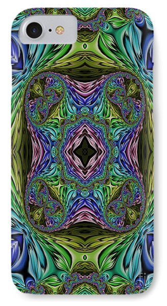 The Garden Of Infinite Possibilities IPhone Case by John Edwards